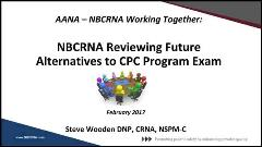 NBCRNA_Alternatives