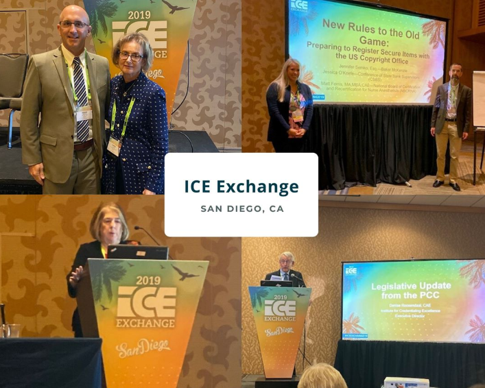 ICE 2019 collage